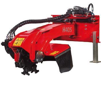 Destoconadora FSI H40