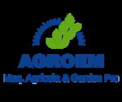 AGROEM, S.L. Distribuidor de Maquinaria de Jardinería y Agrícola en GIJON Asturias