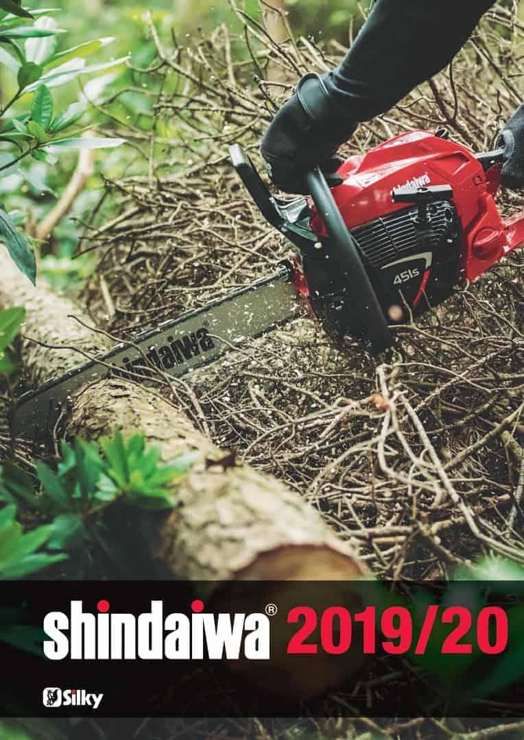 Catalogo Shindaiwa 2019/20