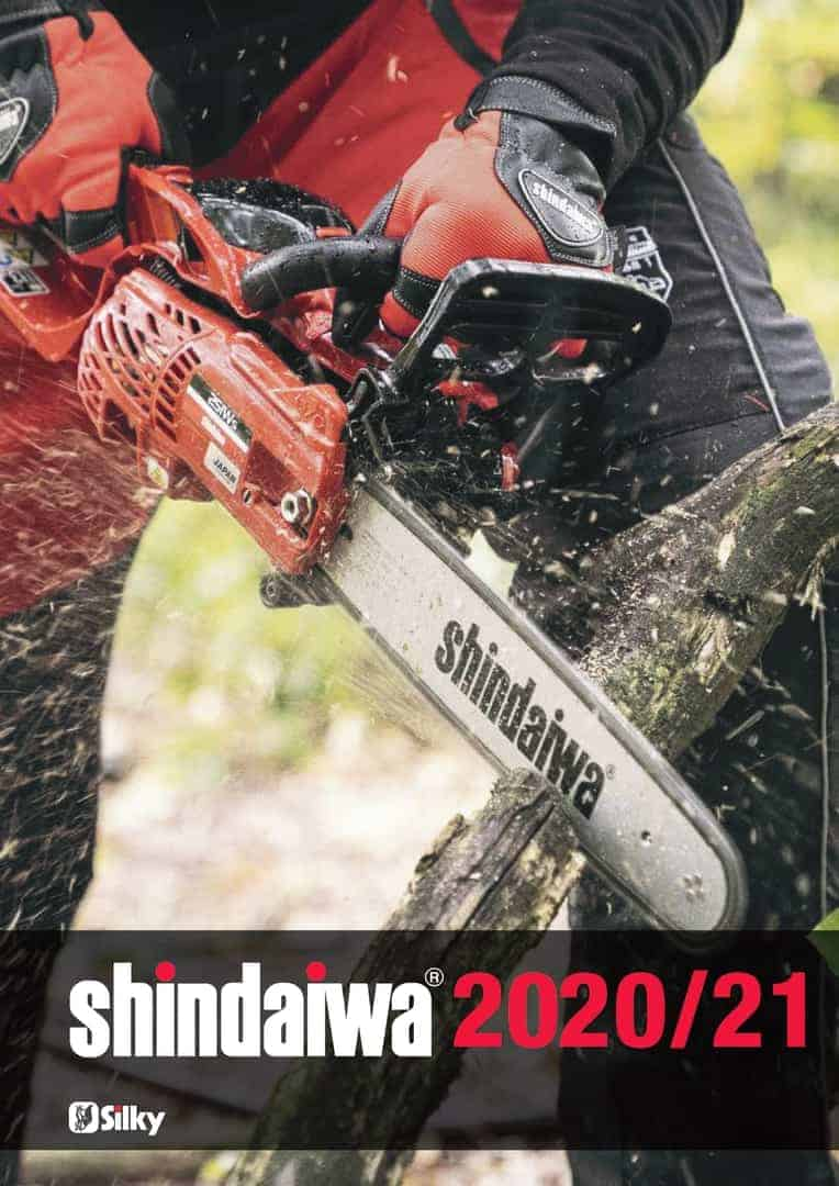 Catalogo Shindaiwa 2020/21