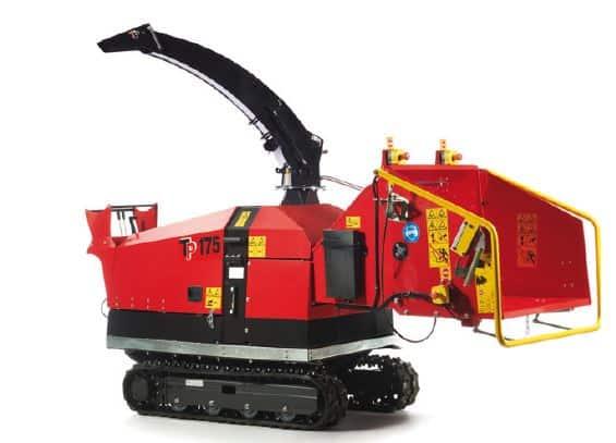 Astilladora TP TP 175 TRACK